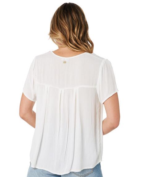 OFF WHITE WOMENS CLOTHING RIP CURL FASHION TOPS - GSHGH10003