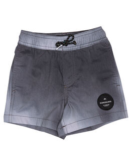 BLACK KIDS TODDLER BOYS QUIKSILVER SHORTS - EQKJV03032KVJ6
