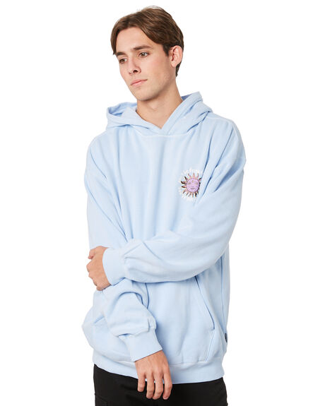 AETHER BLUE MENS CLOTHING VOLCOM JUMPERS - A4112115AEB