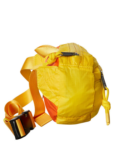 YELLOW ORANGE MENS ACCESSORIES BRIXTON BAGS - 05223YLORG