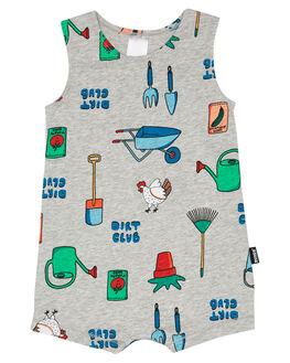 DIRT CLUB KIDS BABY BONDS CLOTHING - BXTHNP6