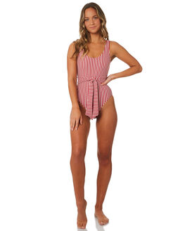POOLSIDE WOMENS SWIMWEAR PEONY SWIMWEAR ONE PIECES - RE18-35-POL
