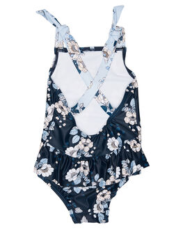 MULTI KIDS GIRLS SEAFOLLY SWIMWEAR - 15637T-002MUL