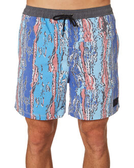 MAUI BLUE MENS CLOTHING RUSTY BOARDSHORTS - BSM1280MBU