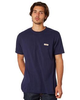 MIDNIGHT MENS CLOTHING NUDIE JEANS CO TEES - 131613B97B97