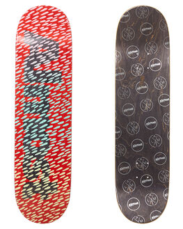 RED BOARDSPORTS SKATE ALMOST DECKS - 100231151RED