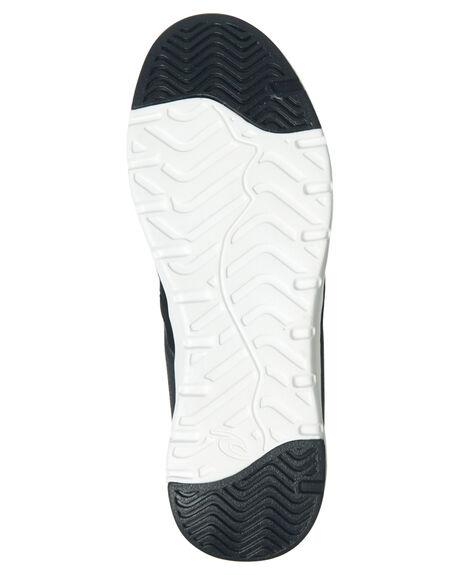 BLACK WHITE WOMENS FOOTWEAR RIP CURL SNEAKERS - TGLCB50431