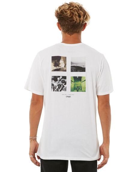 SUPER WHITE MENS CLOTHING O'NEILL TEES - 45111211010