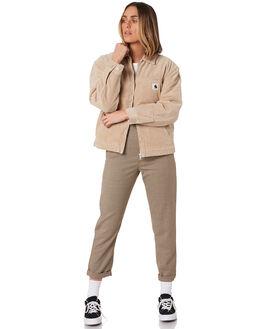 WALL RINSED WOMENS CLOTHING CARHARTT JACKETS - I027388G102
