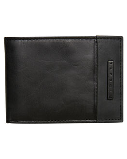 BLACK MENS ACCESSORIES RIP CURL WALLETS - BWLKM20090