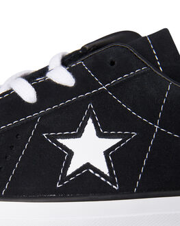 BLACK WOMENS FOOTWEAR CONVERSE SNEAKERS - 563869BLK
