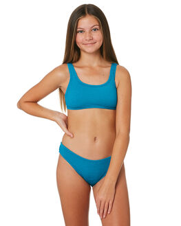 TEAL KIDS GIRLS SWELL SWIMWEAR - S6202335TEAL