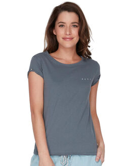 TURBULENCE WOMENS CLOTHING ROXY TEES - ERJZT04367KYM0