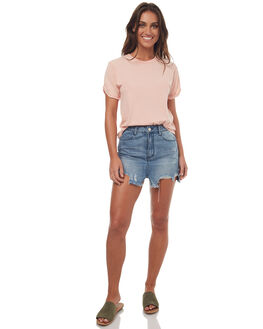 COASTAL WOMENS CLOTHING RES DENIM SKIRTS - RW3009COA