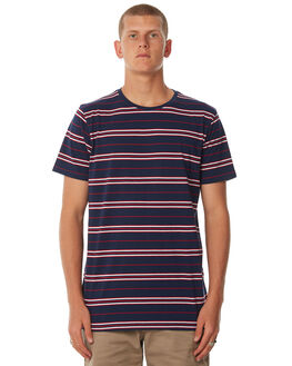 NAVY OUTLET MENS SWELL TEES - S5184012NAVY