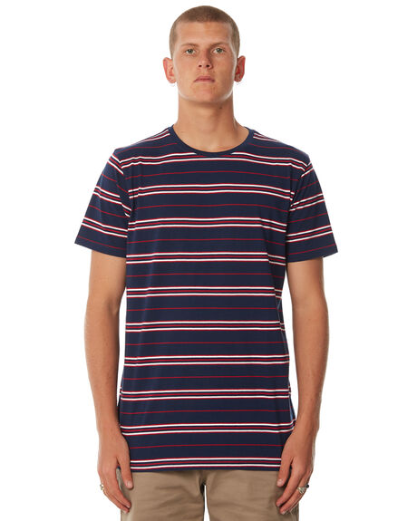 NAVY MENS CLOTHING SWELL TEES - S5184012NAVY