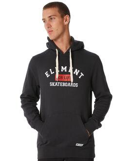 FLINT BLACK MENS CLOTHING ELEMENT JUMPERS - 186333FBLK