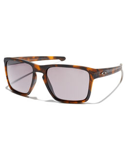 BROWN TORT GREY MENS ACCESSORIES OAKLEY SUNGLASSES - OO9341-04BRTRT