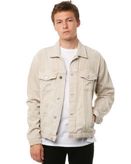 BONE MENS CLOTHING STUSSY JACKETS - ST085502BONE
