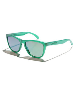 GREEN PRIZM JADE MENS ACCESSORIES OAKLEY SUNGLASSES - OO9013-C655GRNJD