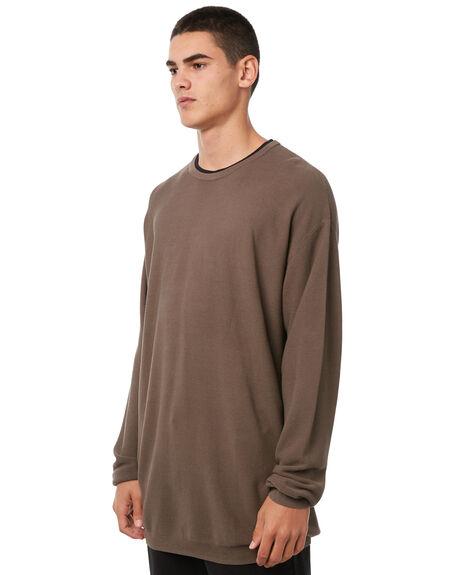 BRONZE MENS CLOTHING GLOBE KNITS + CARDIGANS - GB01833021BRNZ
