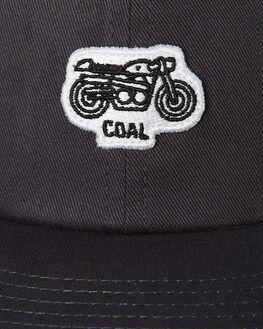 CHARCOAL MENS ACCESSORIES COAL HEADWEAR - 225615CHAR