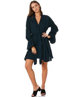 DEEP EMERALD RIVERA WOMENS CLOTHING MLM LABEL DRESSES - MLM514BDEE