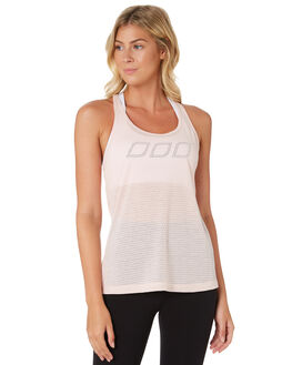 DUSTY PINK WOMENS CLOTHING LORNA JANE ACTIVEWEAR - 121829DUSP