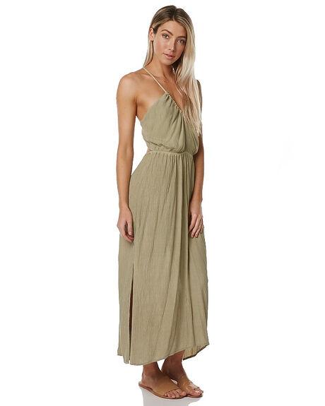 SILVER SAGE WOMENS CLOTHING BILLABONG DRESSES - 6562157SILV1