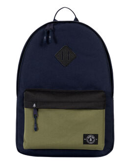 MIDNIGHT MENS ACCESSORIES PARKLAND BAGS + BACKPACKS - 20002-00278-OSMIDN
