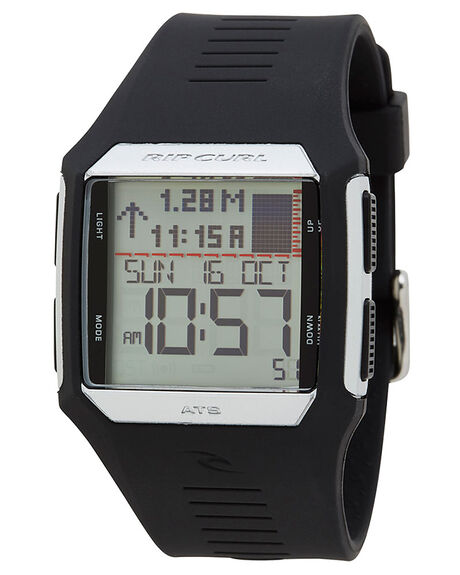 SILVER MENS ACCESSORIES RIP CURL WATCHES - A11190544