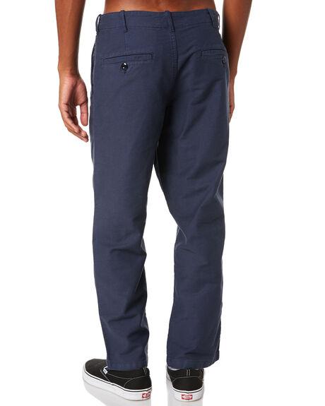 NAVY MENS CLOTHING DEUS EX MACHINA PANTS - DMA204540NVY