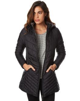 CHARC BLK REVERSE WOMENS CLOTHING BETTY BASICS JACKETS - BB609W17CHABL