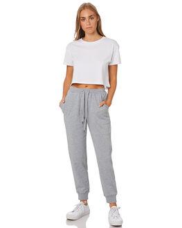 GREY MARLE WOMENS CLOTHING HUFFER PANTS - WPA01S8705GRYMR