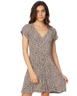 FLORAL WOMENS CLOTHING ELEMENT DRESSES - 273866FLOR