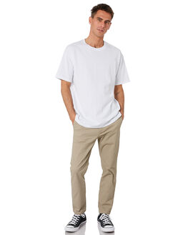 KHAKI MENS CLOTHING SWELL PANTS - S5173196KHAKI