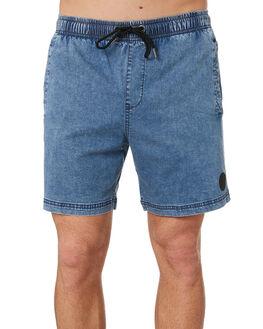 ACID BLUE MENS CLOTHING SANTA CRUZ SHORTS - SC-MBD9393ACBL