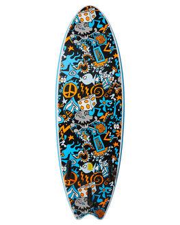 BLUE BOARDSPORTS SURF OCEAN AND EARTH SOFTBOARDS - SESO56GBLU
