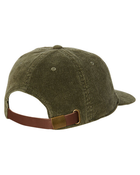 OLIVE MENS ACCESSORIES RHYTHM HEADWEAR - JUL19M-CP02-OLI