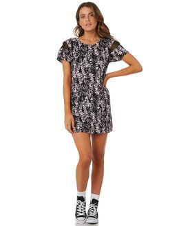 MULTI WOMENS CLOTHING VOLCOM DRESSES - B1331877MLT