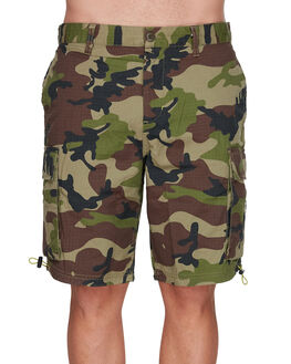 CAMO MENS CLOTHING DC SHOES SHORTS - EDYWS03135-RRP6