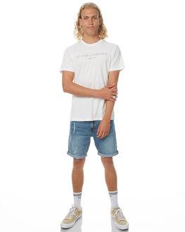HERITAGE BLUE MENS CLOTHING THRILLS SHORTS - TDP-305EHBLU