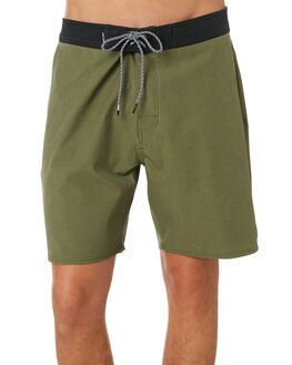 DARK OLIVE MENS CLOTHING RIP CURL BOARDSHORTS - CBOAT99389