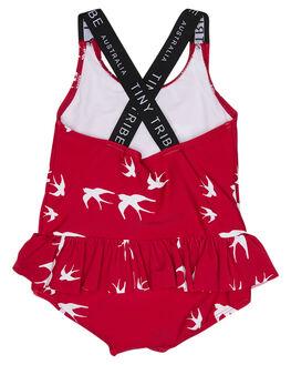 PINK KIDS GIRLS TINY TRIBE SWIMWEAR - TTGS19-6030APNK