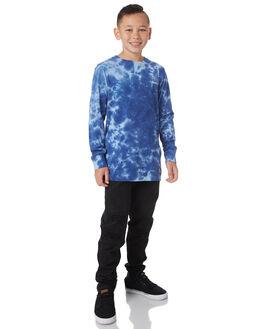 BLUE KIDS BOYS ELEMENT TEES - 383054BLU