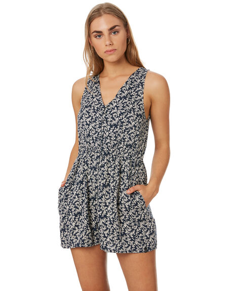 SEA NAVY OUTLET WOMENS VOLCOM PLAYSUITS + OVERALLS - B2841975SNV