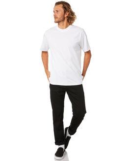DRY EVER BLACK MENS CLOTHING NUDIE JEANS CO JEANS - 113294DEBLK