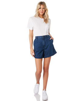 BELLE BLUE WOMENS CLOTHING ROLLAS SHORTS - 132274840