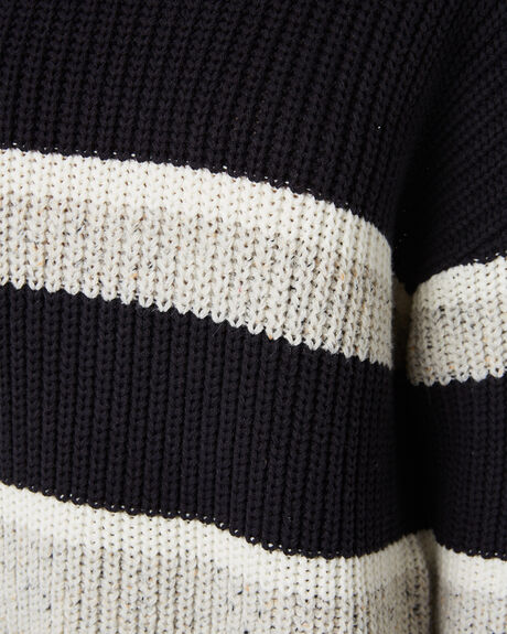 NAVY WOMENS CLOTHING ELWOOD KNITS + CARDIGANS - W02408NAVY