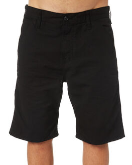 BLACK MENS CLOTHING CARHARTT SHORTS - I024881-89BLK